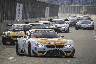 BMW works driver Alessandro Zanardi: Strong BMW Z4 GT3 but no luck at Baku
