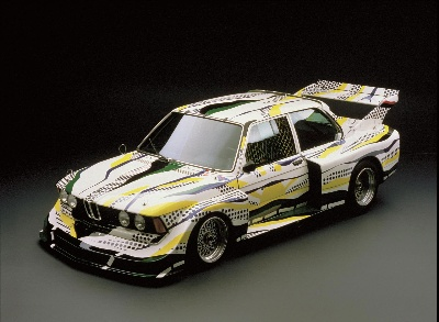 BMW TO PRESENT BMW ART CARS BY ROY LICHTENSTEIN AND MICHAEL JAGAMARA NELSON AT ART BASEL IN MIAMI BEACH 2014