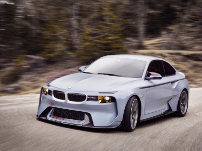 BMW AT THE 2016 GOODWOOD FESTIVAL OF SPEED