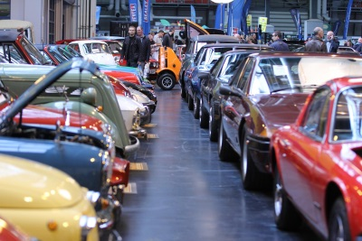 BMW Record At CCA's Biggest Ever Sale