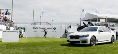 The 2017 BMW Championship Kicked Off At Conway Farms Golf Club In Lake Forest, Il On Wednesday, September 13