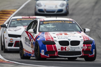 BMW BACK ON CTSC PODIUM AT ROAD AMERICA