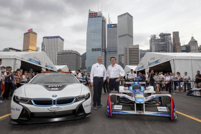 BMW Confirms FIA Formula E Championship Entry As An Official Manufacturer In Season 5