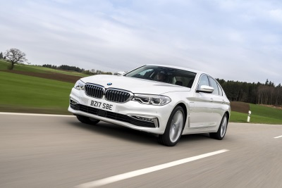 The BMW Group UK Lower Emissions Allowance