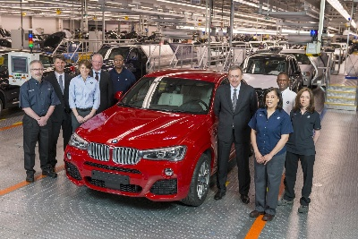 BMW GROUP EXPANDS ITS COMMITMENT IN THE USA