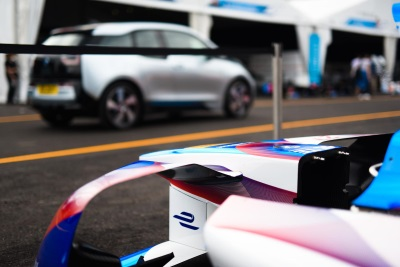 New horizons for BMW i and MS Amlin Andretti with Formula E's maiden African adventure