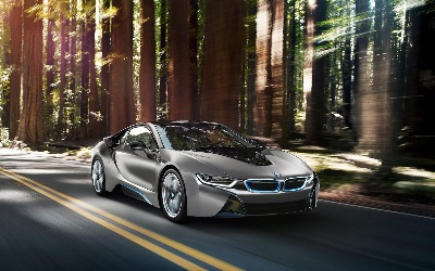 ONE-OF-A-KIND BMW I8 CONCOURS D'ELEGANCE EDITION TO BE AUCTIONED DURING PEBBLE BEACH CONCOURS D'ELEGANCE WEEKEND