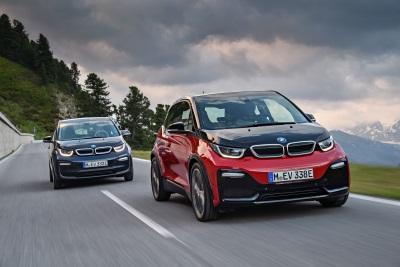 BMW At The IAA Cars 2017 In Frankfurt