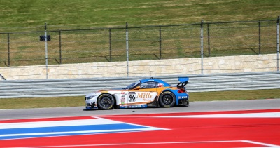 BMW PRIVATEER DRIVERS RACE FOR PIRELLI WORLD CHALLENGE CHAMPIONSHIPS AT LAGUNA SECA