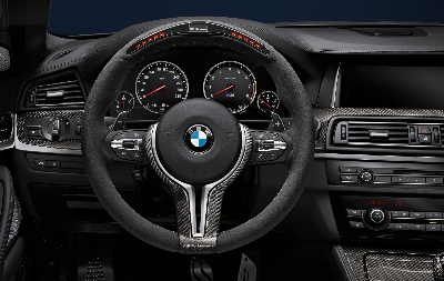 BMW M PERFORMANCE PARTS FOR THE M5 SEDAN, M6 COUPE, M6 CONVERTIBLE AND M6 GRAND COUPE