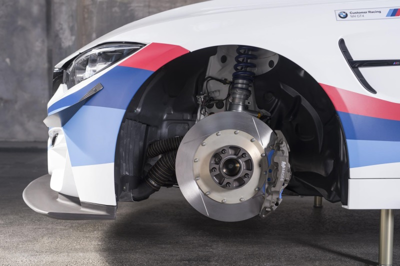 Sales Launch For The Newly-Developed BMW M4 GT4