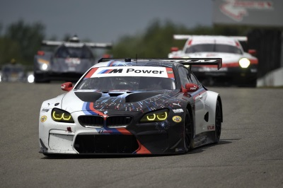 One Week - Two Races, Two Countries, Two Wins; BMW M6 GTLM Finishes First And Second At Canadian Tire Motorsport Park!