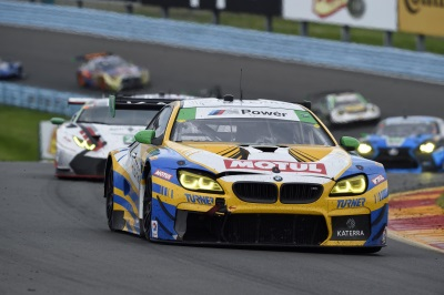 BMW M6 Gtlm Wins At Watkins Glen!;Auberlen And Sims Take Sahlen'S Six Hours Of The Glen Victory