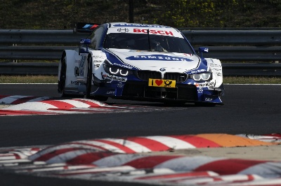 BMW Motorsport presents a further four liveries for the BMW M4 DTM in Budapest.