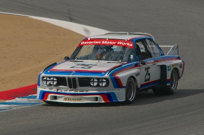 BMW OF NORTH AMERICA CEO TO RACE HISTORIC BMW 3.0 CSL AT THE ROLEX MONTEREY MOTORSPORT REUNION