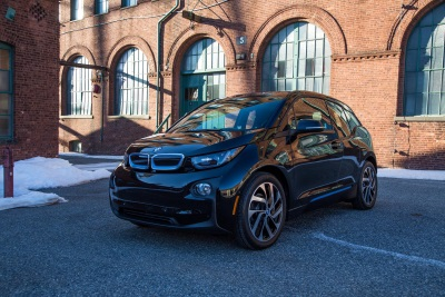 BMW Of North America Partners With The National Park Foundation, National Park Service And Department Of Energy