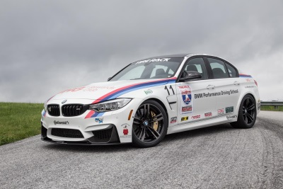 The BMW Performance Driving School Set To Contest 2017 One Lap Of America With BMW  M3 Competition Package