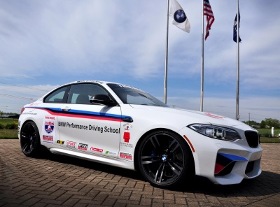The BMW Performance Center To Contest The 2016 One Lap Of America With All New BMW M2