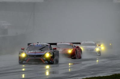 BMW TEAM RLL FINISHES SECOND AND FOURTH AT ROAD ATLANTA