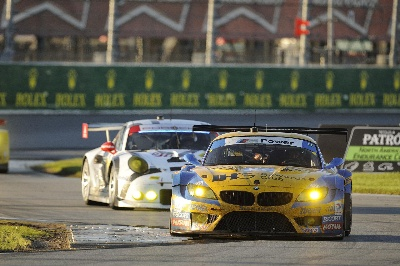 BMW TEAM RLL FINISHES 2ND AND 4TH AT 53RD ROLEX 24 AT DAYTONA; NO. 25 BMW FINISHES ONLY .478 SECONDS FROM VICTORY