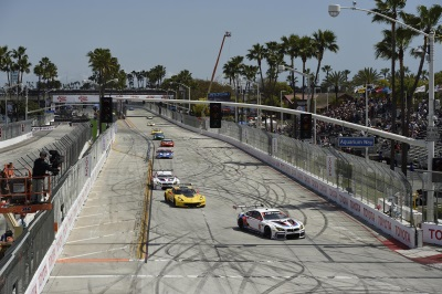 BMW Team RLL Finish 4Th And 7Th In Bubba Burger Sportscar Grand Prix At Long Beach