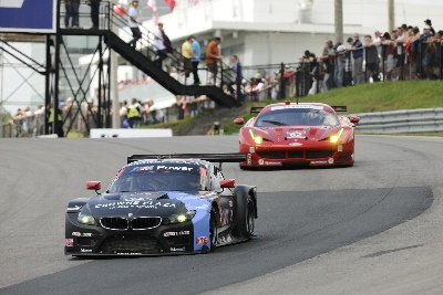 BMW TEAM RLL FINISH 4TH AND 6TH AT CANADIAN TIRE MOTORSPORT PARK