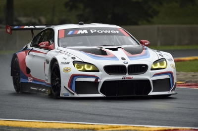 BMW Team RLL Chases GTLM Championship Points At Michelin GT Challenge At VIR