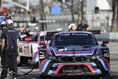 BMW TEAM RLL VICTORY AT LONG BEACH; AUBERLEN AND WERNER WIN FROM POLE, EDWARDS AND LUHR FINISH FIFTH