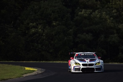 BMW Team RLL Still In Title Hunt At Mazda Raceway Laguna Seca; No. 24 BMW M6 Back In Black