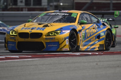 BMW TEAM RLL FINISHES P4 AND P7 IN LONE STAR LE MANS RACE