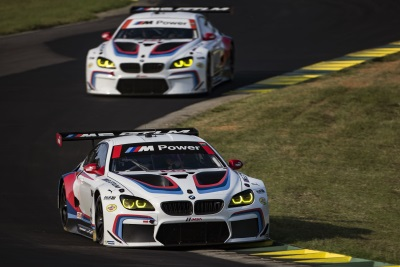 BMW Team RLL Carries Winning Momentum To Petit Le Mans; Bill Auberlen To Make Record 400Th Start For BMW