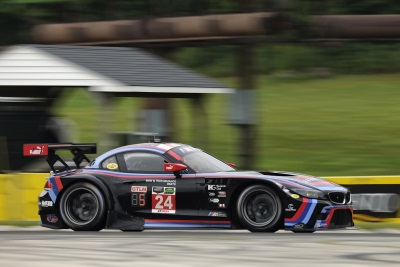 BMW TEAM RLL FINISHES FIFTH AND SIXTH AT ROAD AMERICA