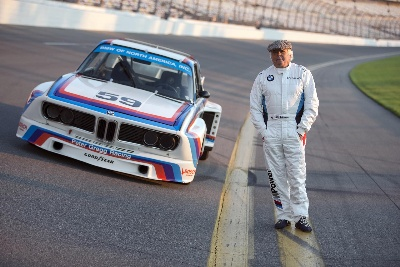 BMW TEAM RLL RETURNS TO THE ROLEX 24 AT DAYTONA AS BMW CELEBRATES 40 YEARS OF SPORTS CAR RACING IN THE U.S.A.