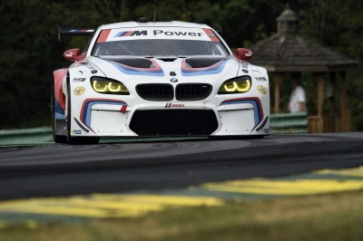 BMW Team RLL Finish Fourth And Ninth In Michelin GT Challenge At VIR