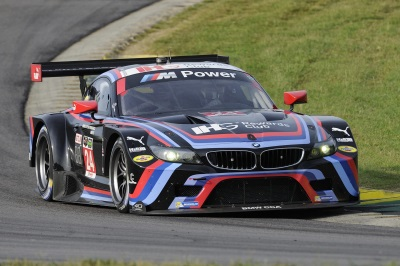 BMW TEAM RLL FINISHES FOURTH AND FIFTH AT VIRGINIA INTERNATIONAL RACEWAY
