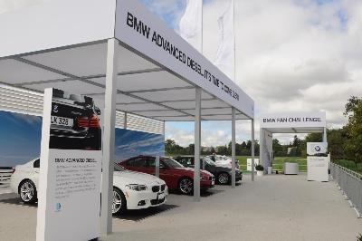 BMW EXTENDS TITLE SPONSORSHIP OF BMW CHAMPIONSHIP THROUGH 2019