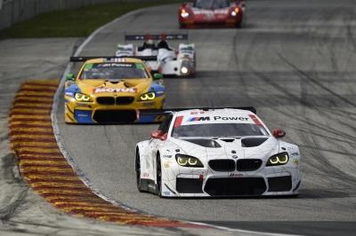 BMW TEAM RLL - CONTINENTAL TIRE ROAD RACE SHOWCASE - RACE FINAL