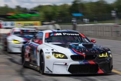 BMW Team RLL Racing Returns To Its Home Track At Lime Rock Park Northeast Grand Prix