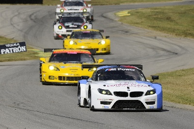BMW TEAM RLL – OAK TREE GRAND PRIX AT VIR PREVIEW