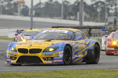 BMW TEAM RLL QUALIFIES 4TH AND 7TH FOR 53RD ROLEX 24 AT DAYTONA; EDWARDS 4TH, AUBERLEN 7TH