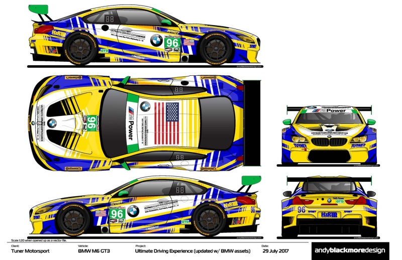 BMW Ultimate Driving Experience And Turner Motorsport Team Up At Road America And Virginia International Raceway