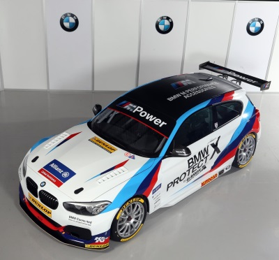 Team BMW Heralds A New Era For BMW UK In The 2017 British Touring Car Championship