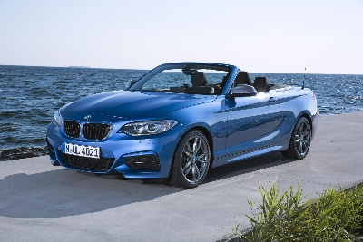 BMW model upgrade measures for the summer of 2015