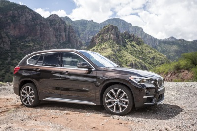 2017 BMW X1 AND 2017 BMW 2 SERIES EARN IIHS 'TOP SAFETY PICK'