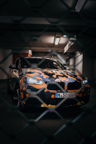 Expedition Into The Urban Jungle For The New BMW X2