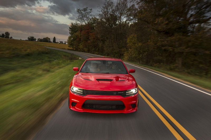 THE RED KEY WINS! BOLD RIDE'S '2014 BOLD RIDE OF THE YEAR' IS THE NEW 2015 DODGE CHARGER SRT HELLCAT