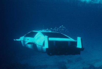 BOND CAR SURFACES! 007 LOTUS ESPRIT 'SUBMARINE' CAR  TO BE SOLD AT RM'S FORTHCOMING LONDON SALE