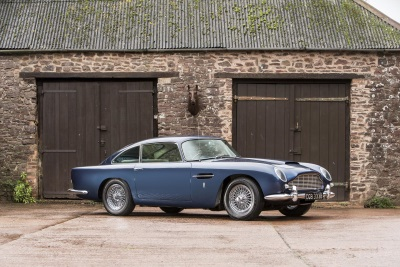 Bonhams Announces 18Th Annual Aston Martin Sale