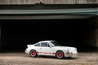 Bonhams Celebrates 25 Years At Festival Of Speed With £10M Sale