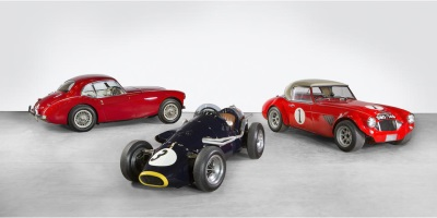 SIGNIFICANT MOTOR CARS FROM THE ARTHUR CARTER COLLECTION OFFERED AT THE BOND STREET SALE